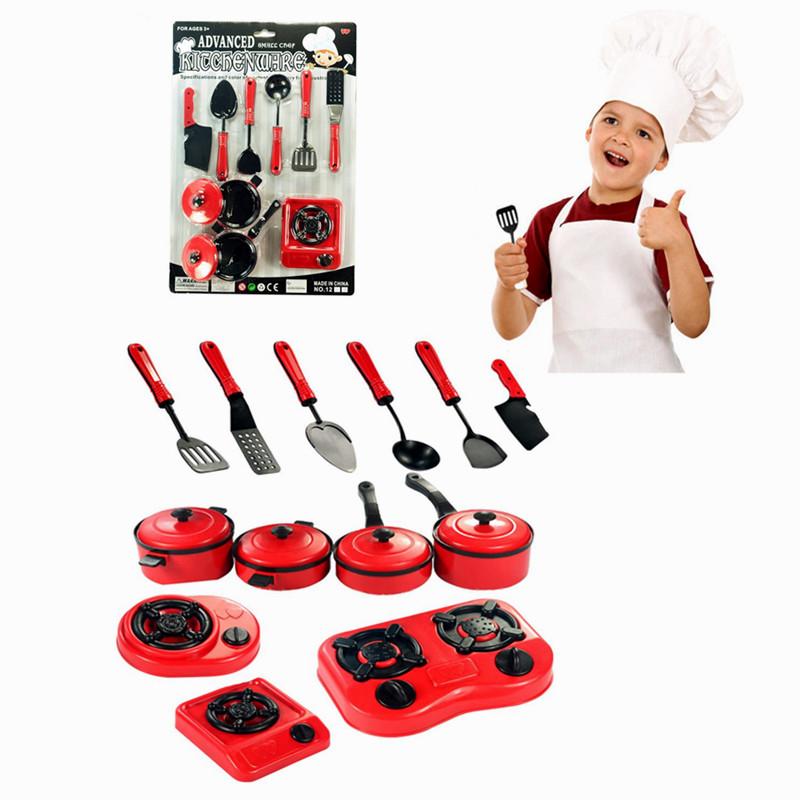 Oem kitchen ware cooking set pot pan turner new intl for Kitchen set lazada