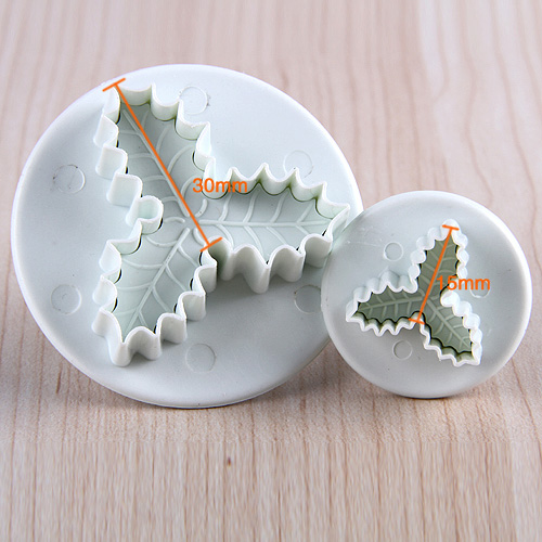 Christmas Cake Decoration Molds : Christmas Xmas Cake Decorating Cutter Mold Baking Mould ...