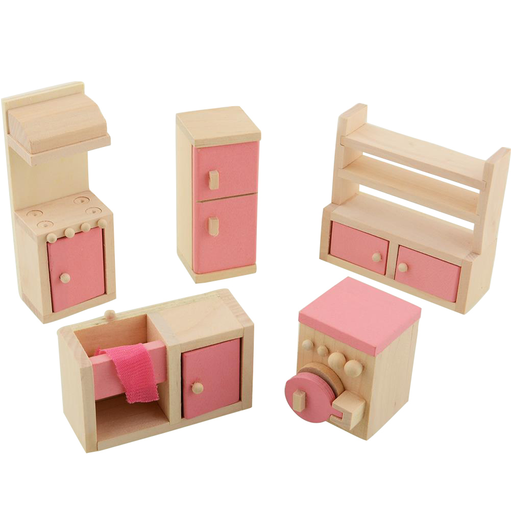 Kids Crafts Doll House Furniture