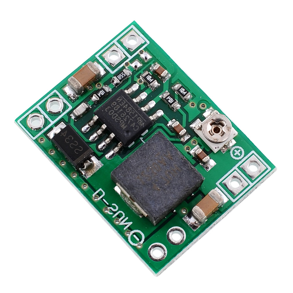efficiency 96% adjustable supply module replace lm2596s
