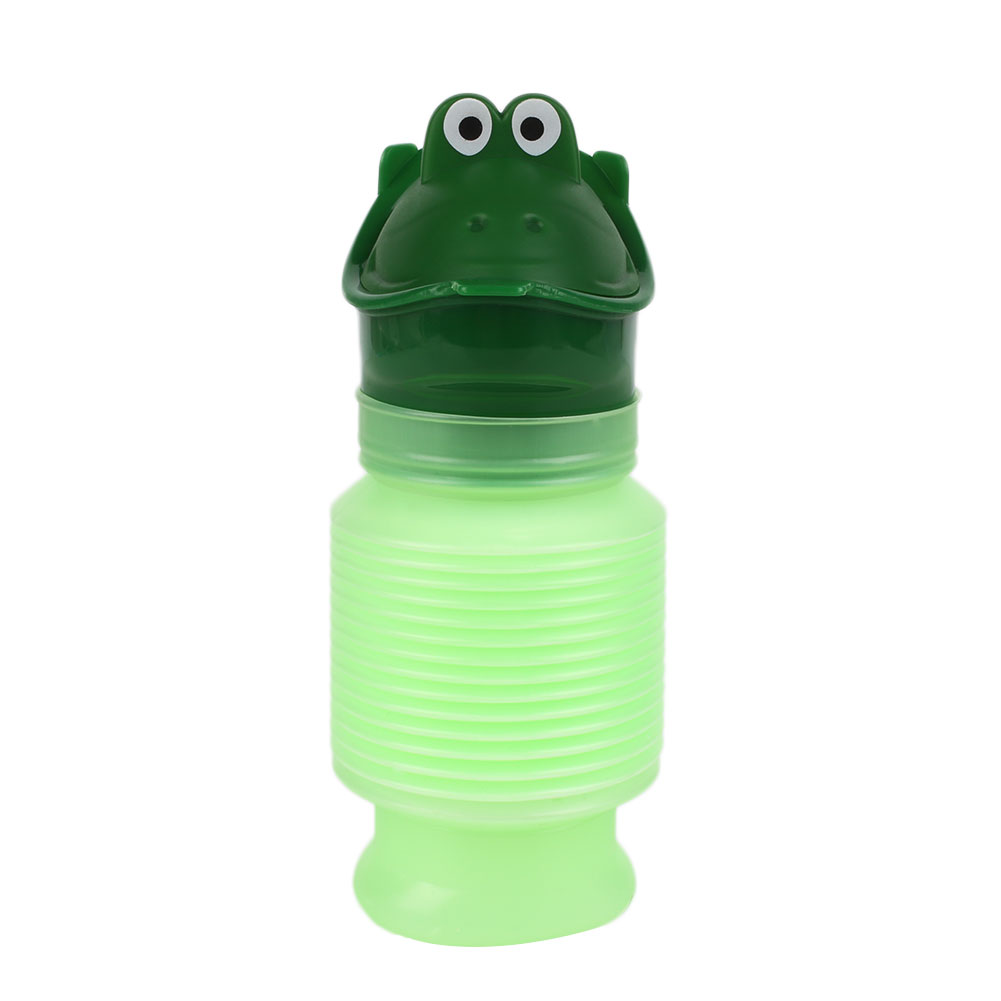 Kids Boy Girl Portable Urinal Outdoor Vehicular Potty Pee ...