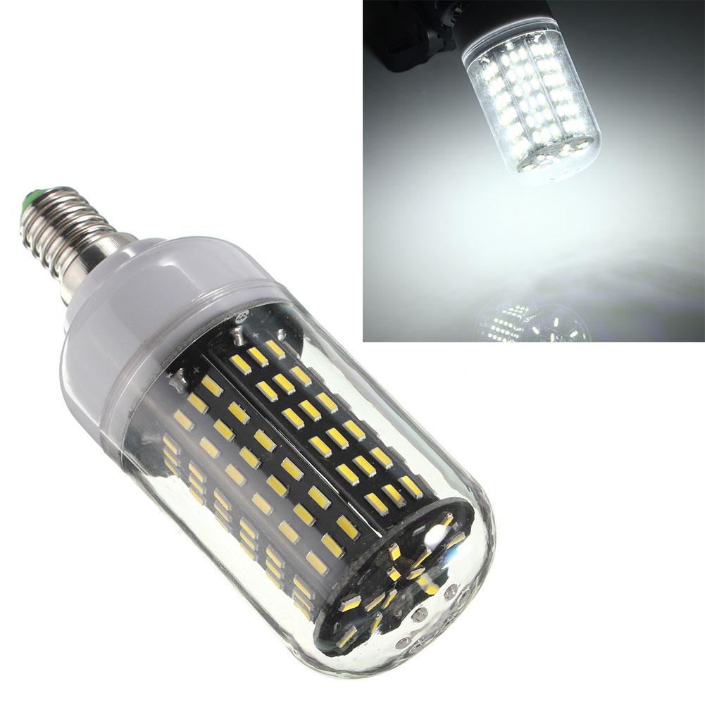 E14 E27 B22 Base 30w Corn 138 Led Bulb Bedroom Bright Light Warm White
