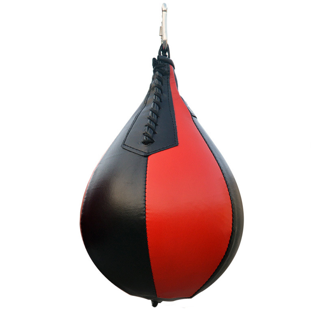 3662-Boxing-Pear-Shape-Speed-Punching-Speedball-Speed-Fitness-Training-Ball