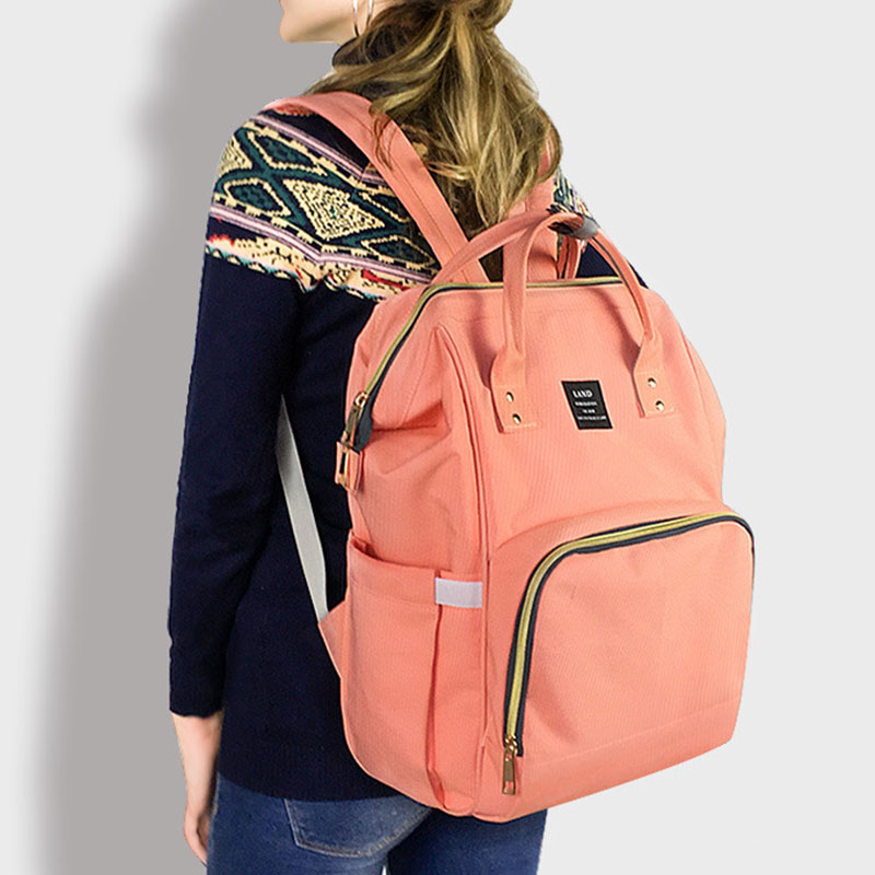 2017 mummy maternity bag large capacity backpack diaper bags nursing bag ebay. Black Bedroom Furniture Sets. Home Design Ideas