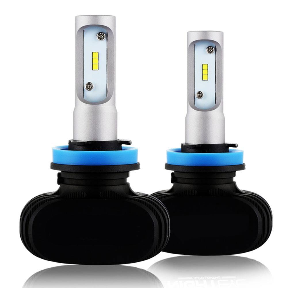 DE32-2Pcs-Nighteye-H1-H11-H7-9005-9006-Car-LED-Headlight-Replace-Bulbs-Beam