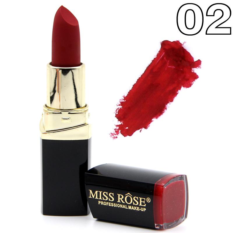 Professional-24colors-Matte-Lipstick-Square-Shaped-Sexy-Waterproof-Lip