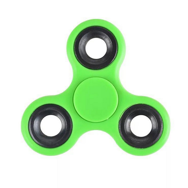 Hand-Spinner-No-Noise-Anti-Anxiety-Stress-Relief-Rotary-Revolving-ADHD-Toy-Gifts
