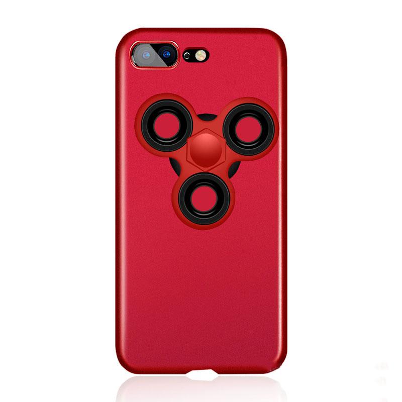 Fidget-Hand-Spinner-Mirror-Alloy-Case-Full-Cover-Skin-For-Apple-iPhone-6-6S-Plus