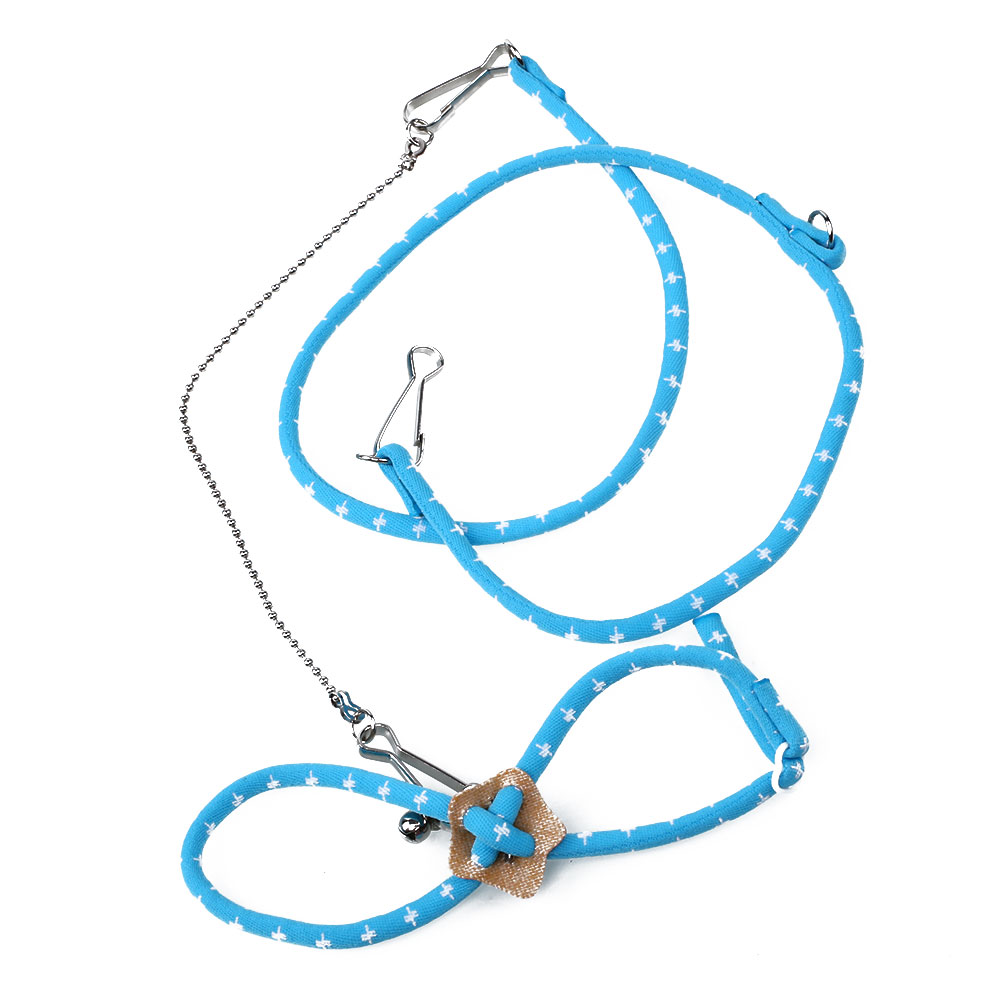 Hamster-Harness-Leading-Small-Pet-Supplies-Leash-Rope-Adjustable-Outdoor-Cats