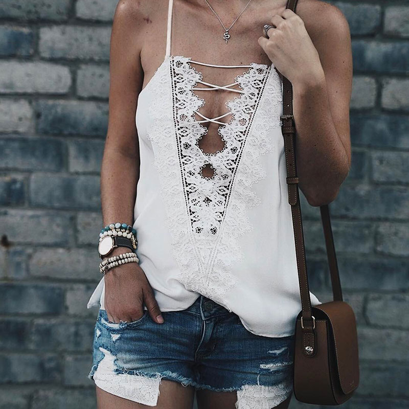 Fashion-Womens-Summer-Vest-Crop-Top-Sleeveless-Shirt-Tank-T-Shirt-Tops