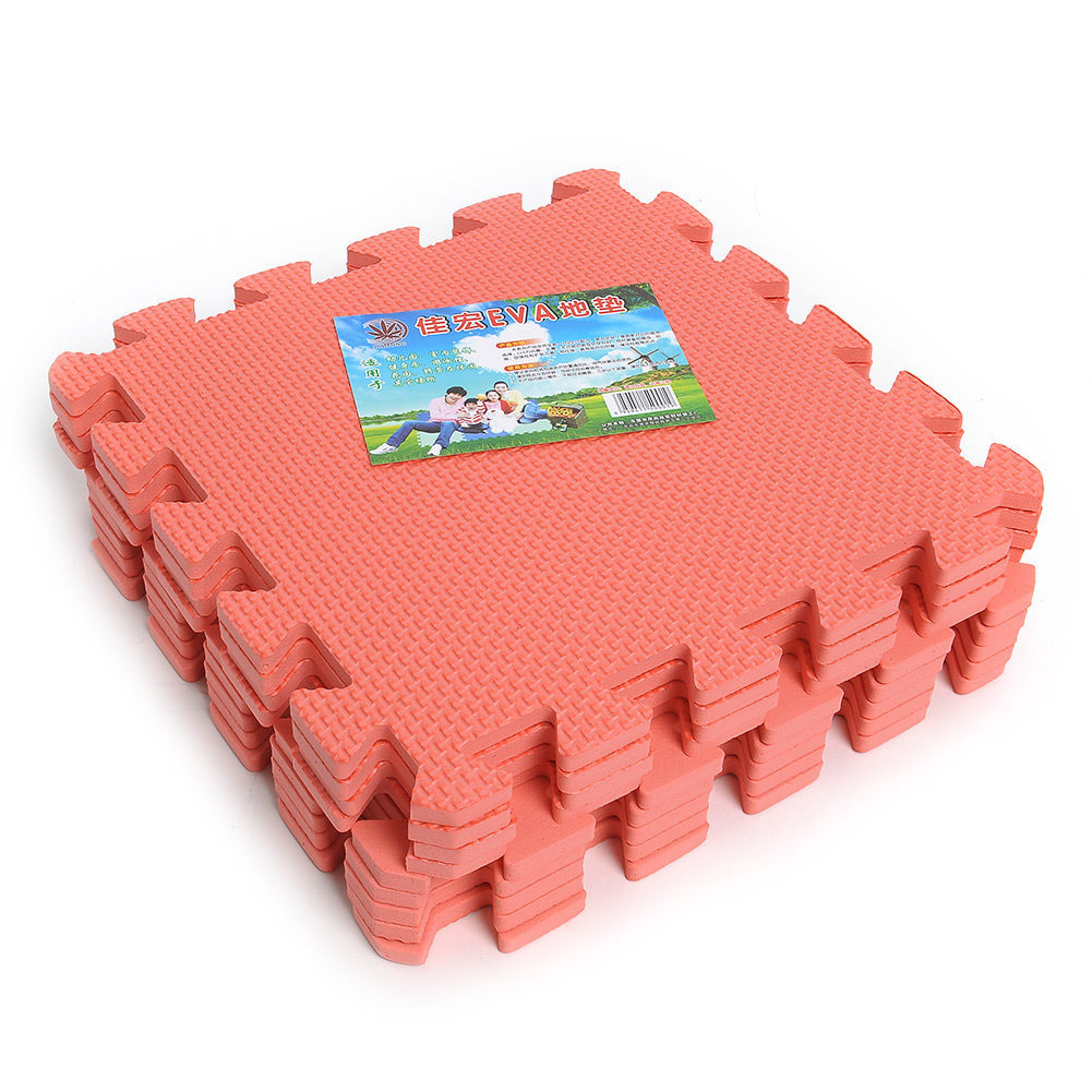 9pcsset interlocking puzzle floor foam gym mats thick squares 9pcs set interlocking puzzle floor foam gym mats dailygadgetfo Choice Image