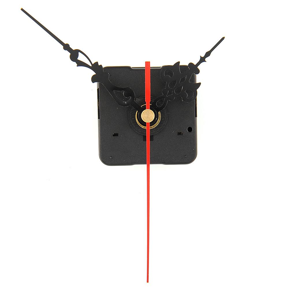 silent quartz clock movement mechanism hands wall clock