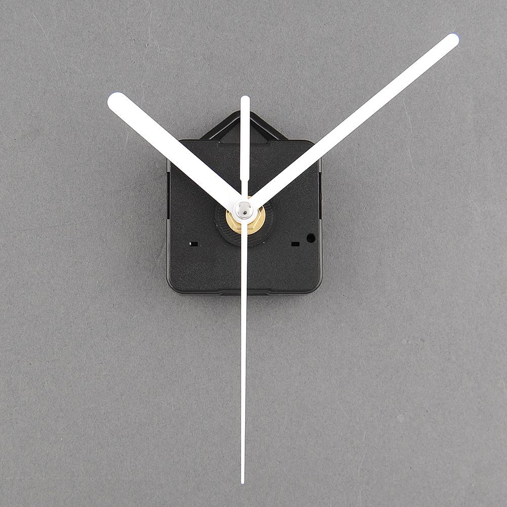 Silent Quartz Clock Movement Mechanism Hands Wall Clock ...