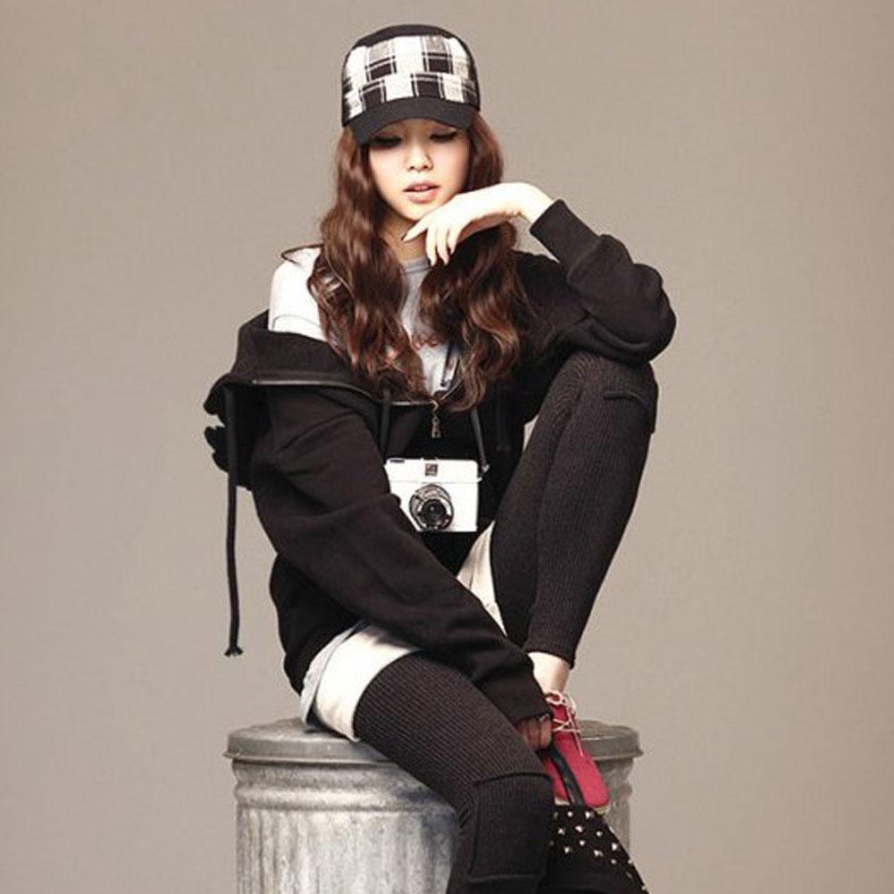 Fashion Women's Girl's Angel Wings Hoodie Jacket Hooded Coat Outerwear Tops