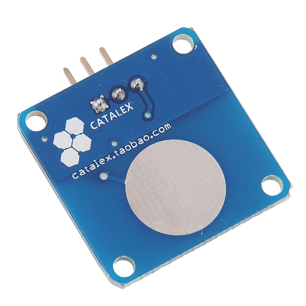 TTP224 4-CHANNEL CAPACITIVE TOUCH