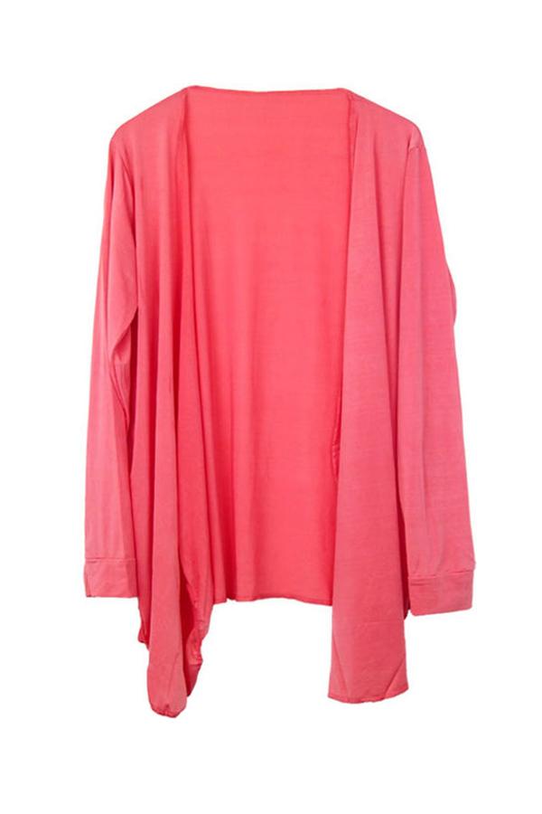 Womens  Sleeve Cardigan Sun Protection Sunscreen Blouse Thin Coat Sunblock Tops