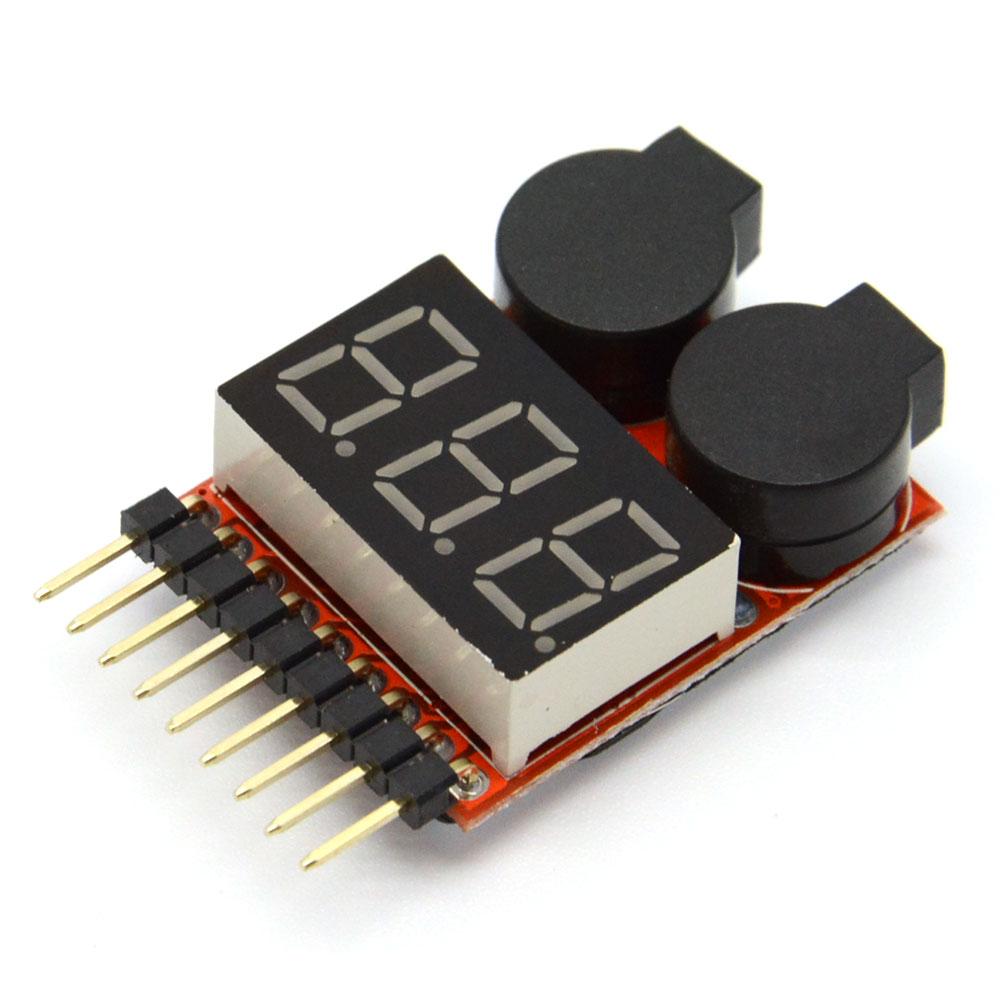 lipo low voltage alarm instructions