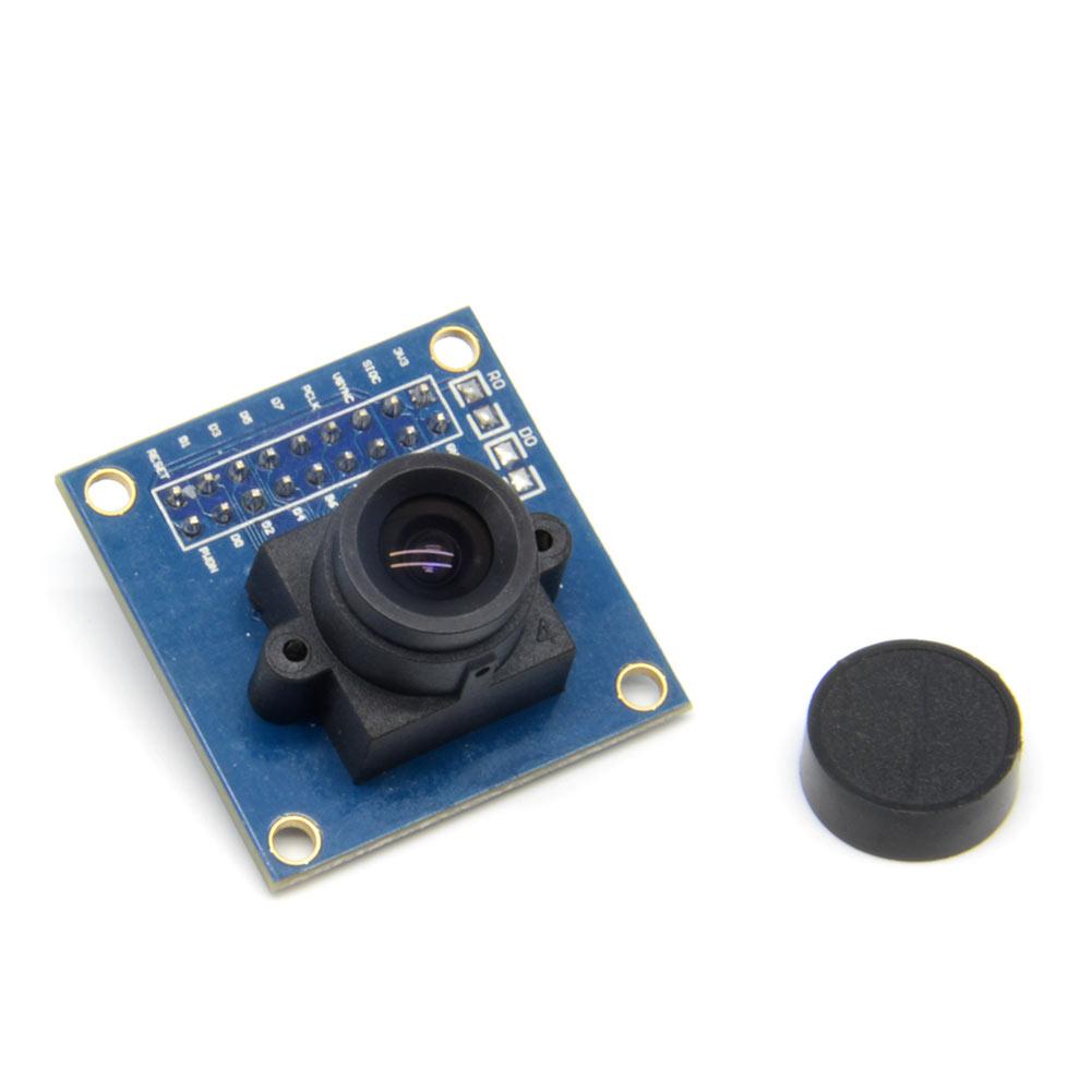 OV7670 640x480 300KP VGA CMOS Camera Module For Arduino
