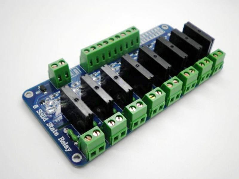 Relay, Solid State Relay SSR - Arduitronics