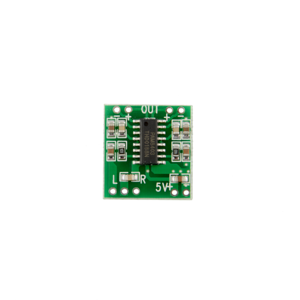 mini digital dc 5v pam8403 audio amplifier board
