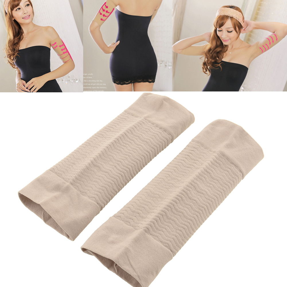 Hot Women Lady Beauty Weight Loss Shaper Arm Shapewear ...
