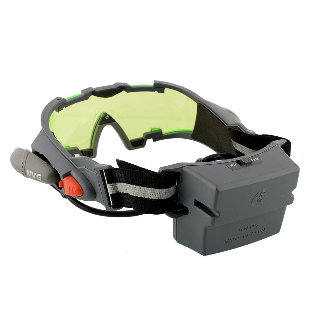 blue ski goggles  vision goggles