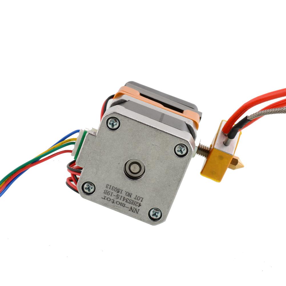 Extruder print head for 3d printer stepper motor 3da 001a for Print head stepper motor