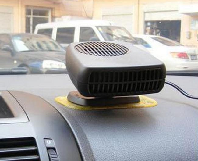 Portable 12v car truck heater fan windscreen window for 12v window defroster