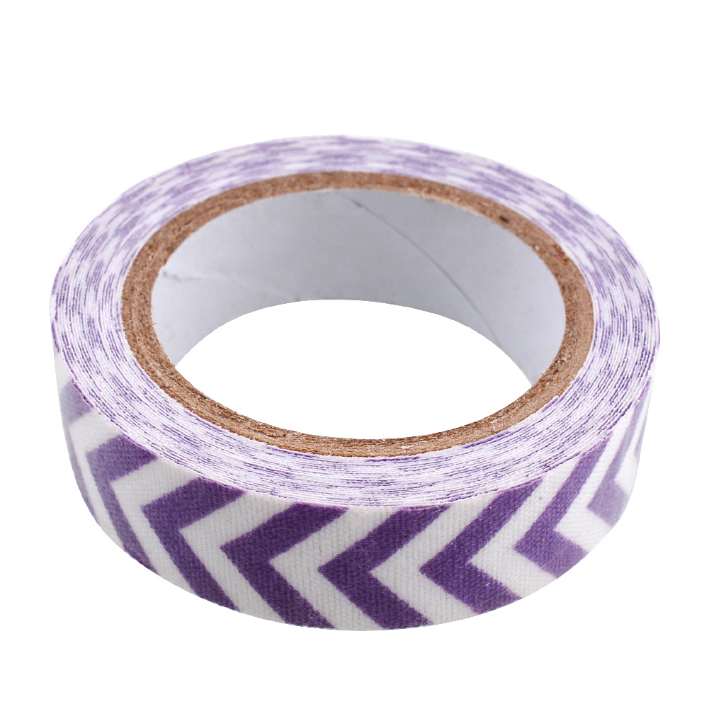 stripe washi rolls tape 15mm decorative adhesive