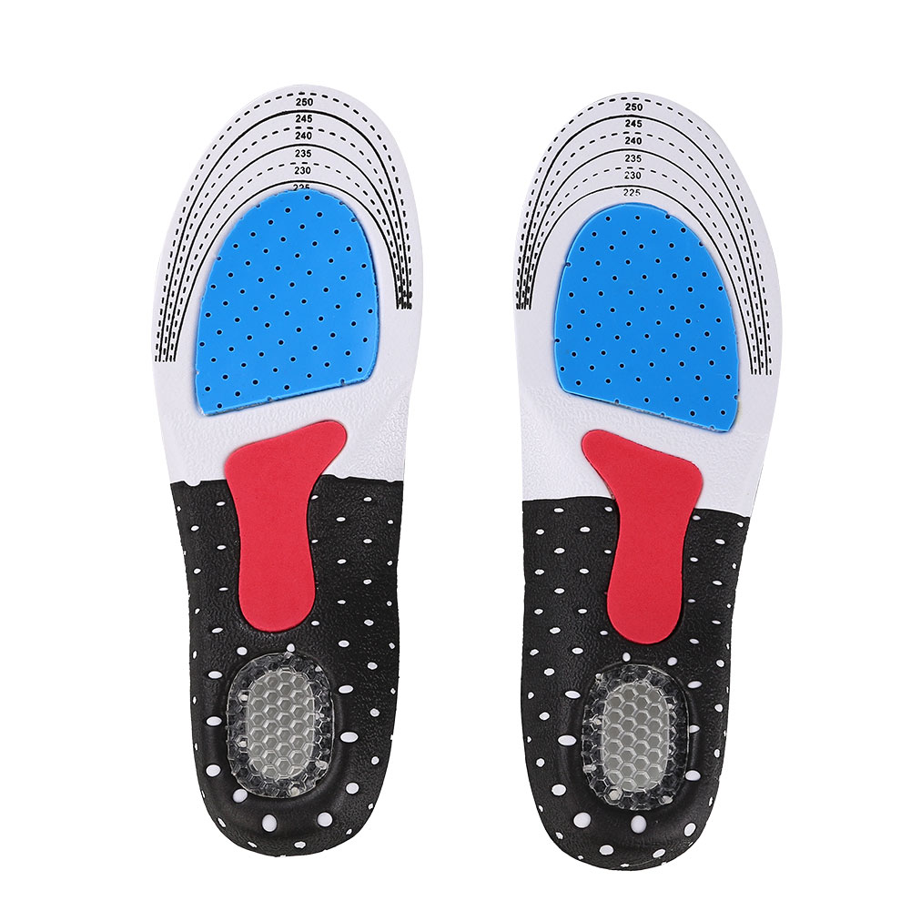 6E57-1pair-Adorable-Men-039-s-Running-Hiking-Shoes-Insoles-Damping-Pads-Foot-care