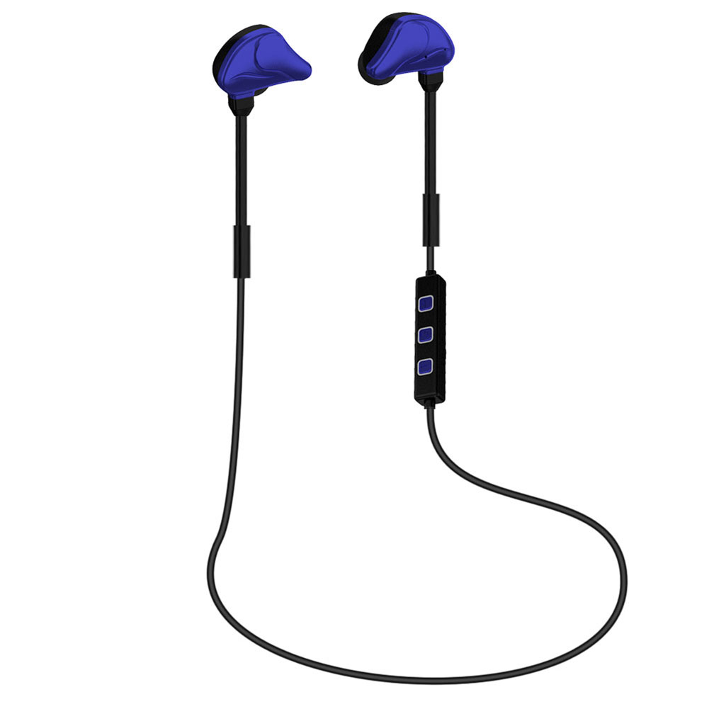 universal bluetooth in ear headset earbuds headphone w mic for phones ebay. Black Bedroom Furniture Sets. Home Design Ideas