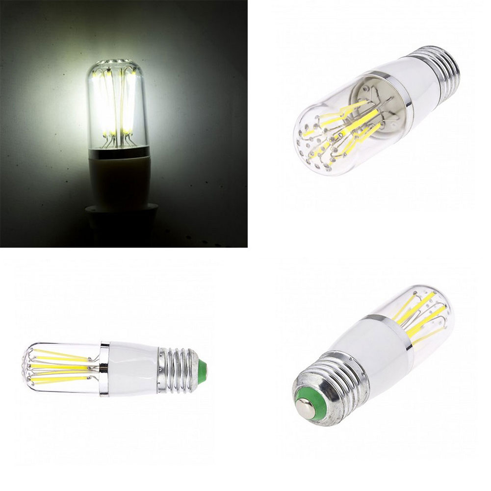 E ac dc v w corn led filament bulbs lamp replace home