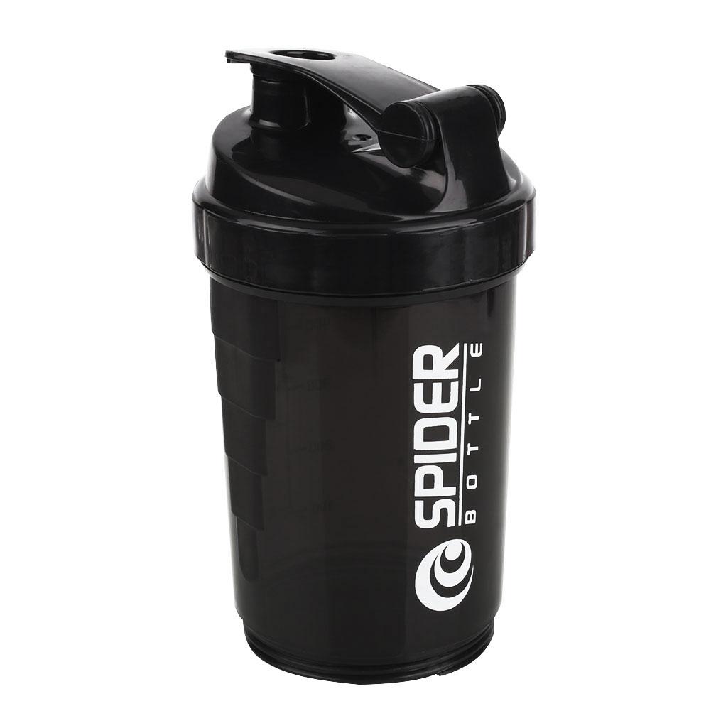 Protein Shaker Net: 500ml Protein Mixer Blender Shaker Shaking Cup Bottle