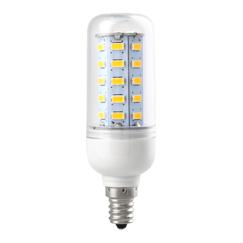 110v 7w 5730 corn 36 led bulb home bedroom lighting bright. Black Bedroom Furniture Sets. Home Design Ideas