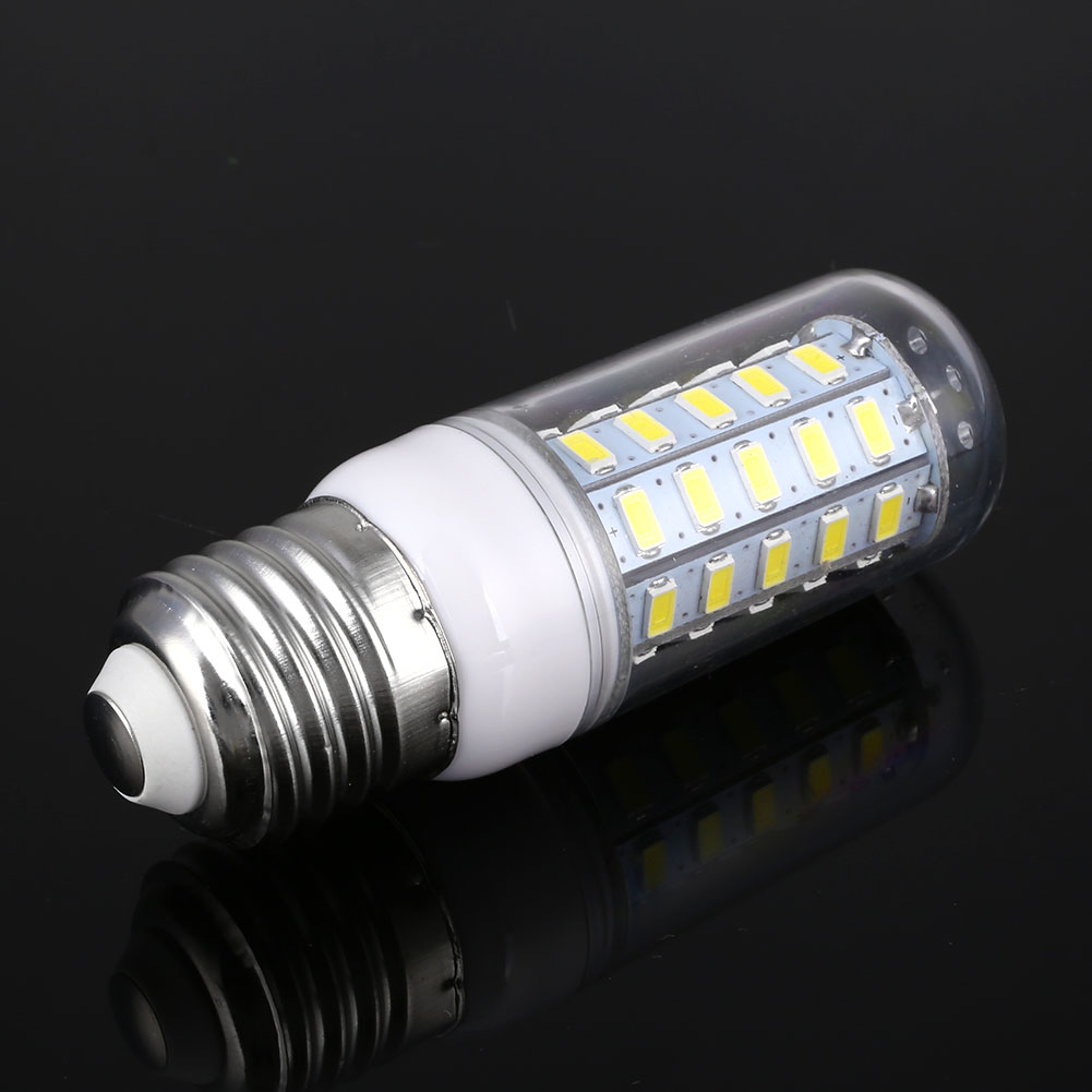 110V 9W SMD 5730 Corn 48-LED Bulb Home Bedroom Lighting
