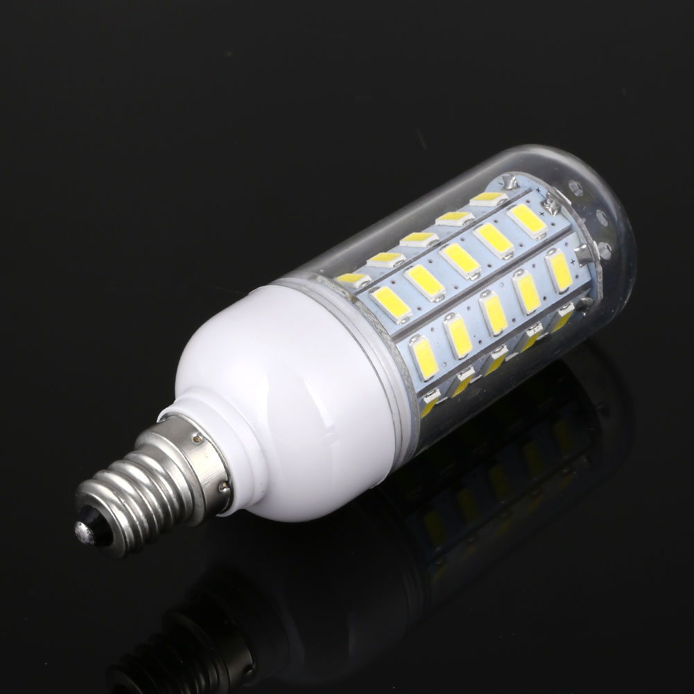 110v 9w corn 48 led bulb lamp bedroom lighting bright. Black Bedroom Furniture Sets. Home Design Ideas