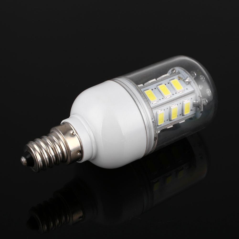 Led Light Bulbs For Home: 220V 3W SMD 5730 Corn 24-LED Bulb Home Bedroom Lighting