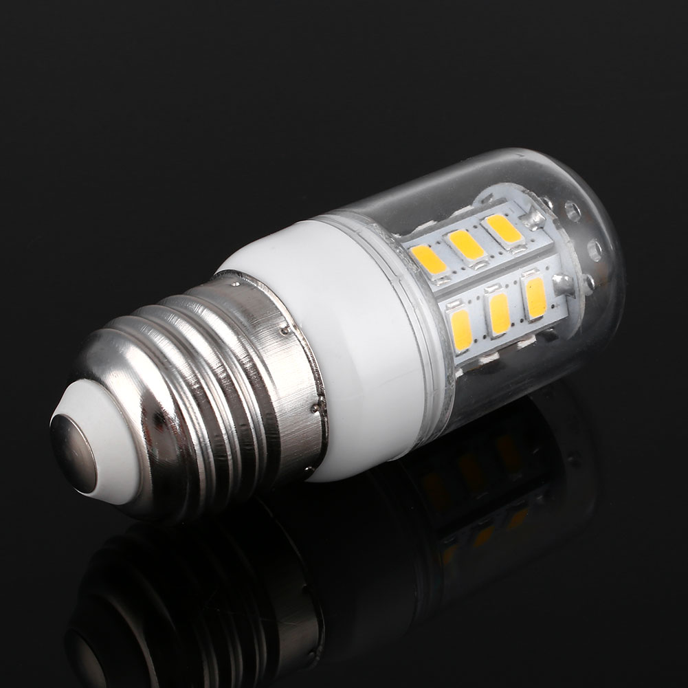 220v 3w Smd Corn 24 Led Bulb Lamp Home Bedroom Lighting Light Warm White Ebay