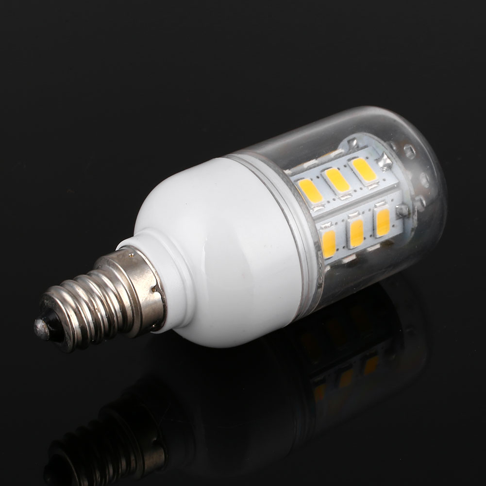 220v 3w 5730 corn 24 led bulb lamp home lighting bright light warm white ebay. Black Bedroom Furniture Sets. Home Design Ideas
