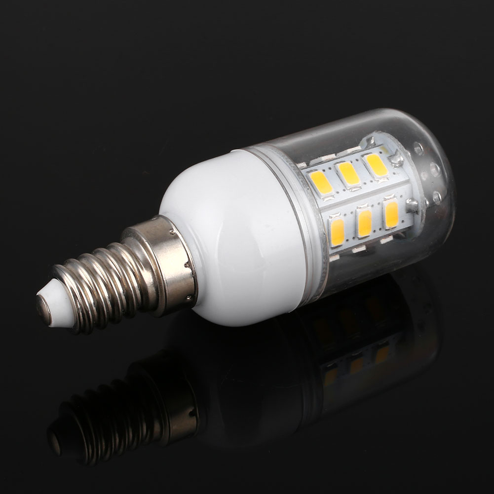220v 3w smd 5730 corn 24 led bulb home bedroom lighting light warm white ebay. Black Bedroom Furniture Sets. Home Design Ideas
