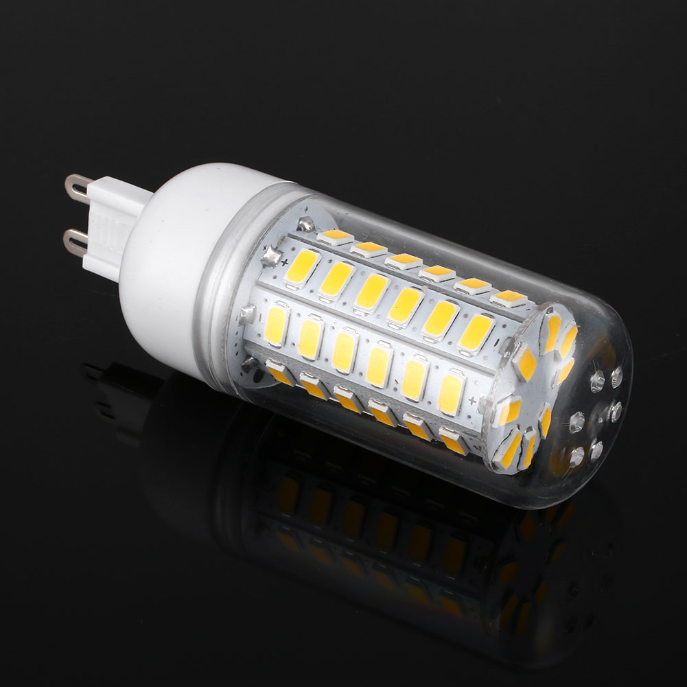 110v 9w 5730 Corn 56 Led Bulb Lamp Home Bedroom Bright Light Warm White Ebay