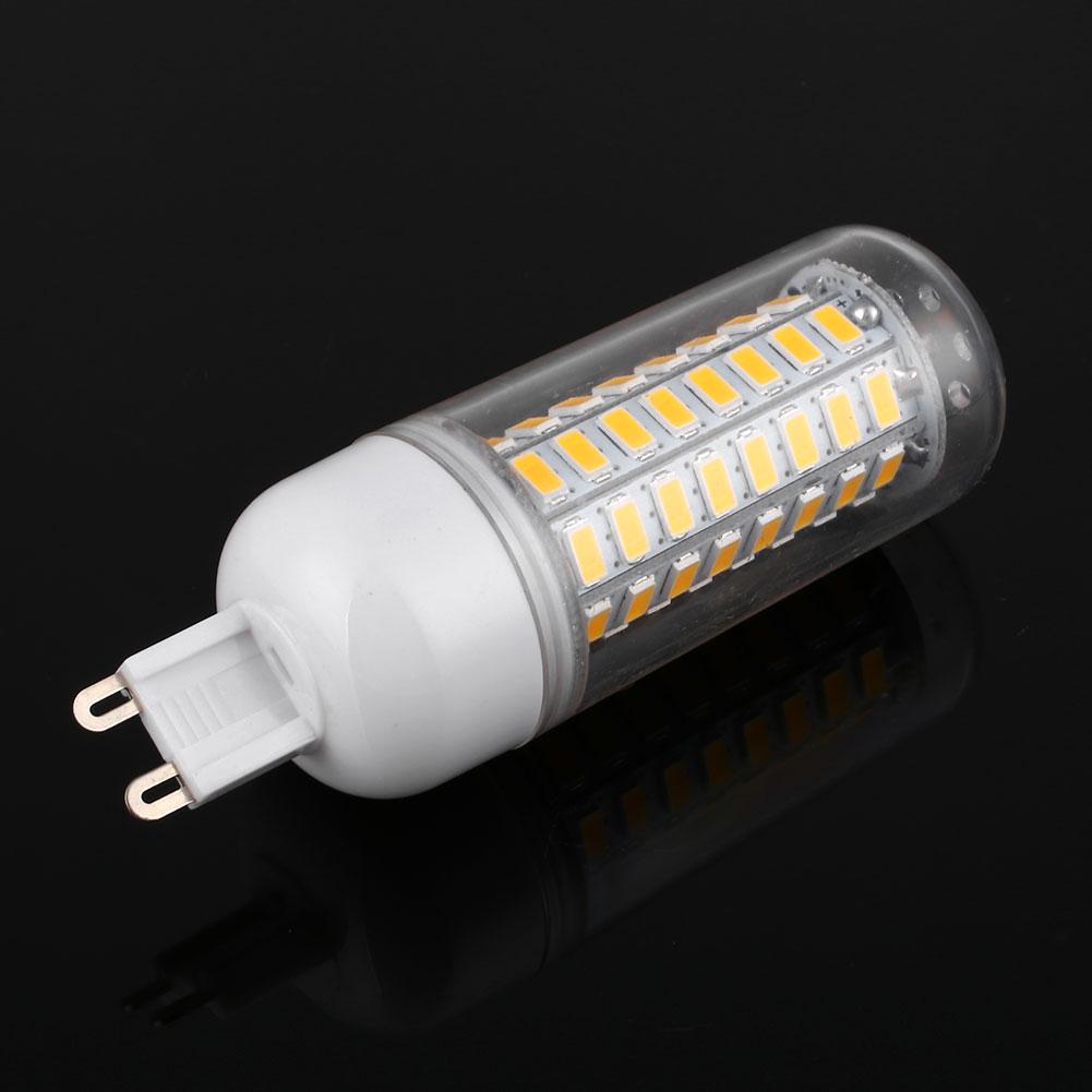 110v 16w corn 72 led bulb lamp home bedroom lighting. Black Bedroom Furniture Sets. Home Design Ideas
