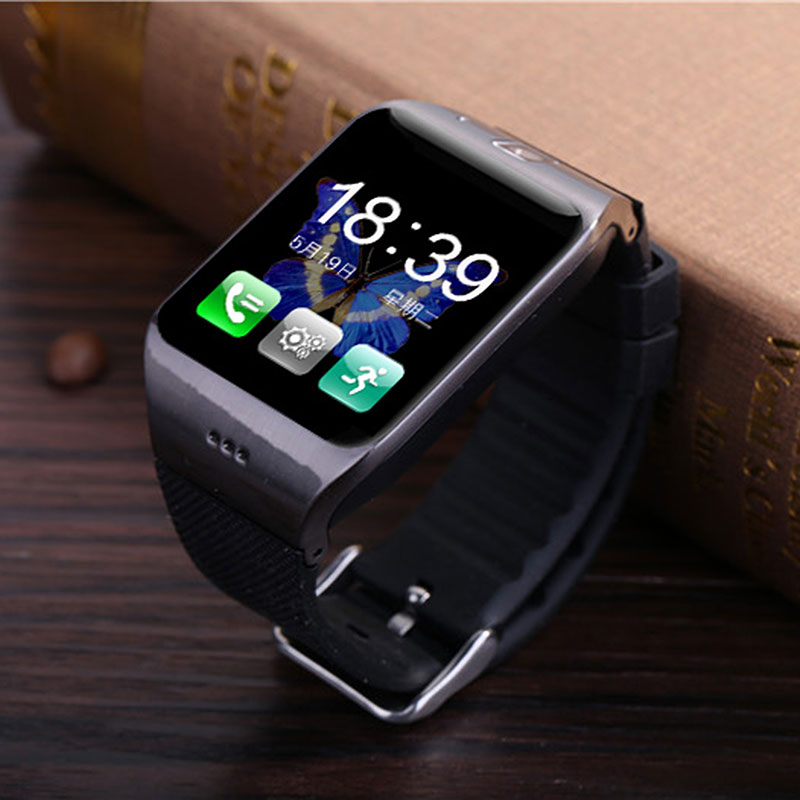 "LG118 Smart Watch 1.5"" Waterproof NFC Bluetooth Phone Mate ..."