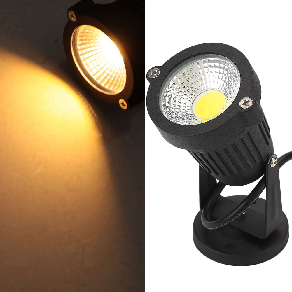 led 3w cob garden lamp spot light path landscape ip65 waterproof spotlights ebay. Black Bedroom Furniture Sets. Home Design Ideas