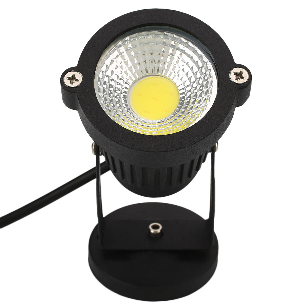 9w lawn light 12v cob landscape fence lamp waterproof for 12v garden lights