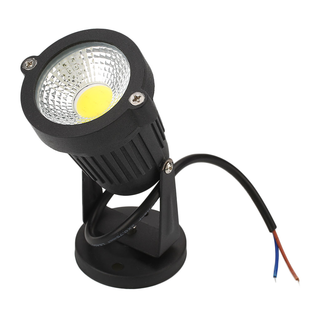 Outdoor LED 12W COB Garden Lamp Spot Light Fence IP65