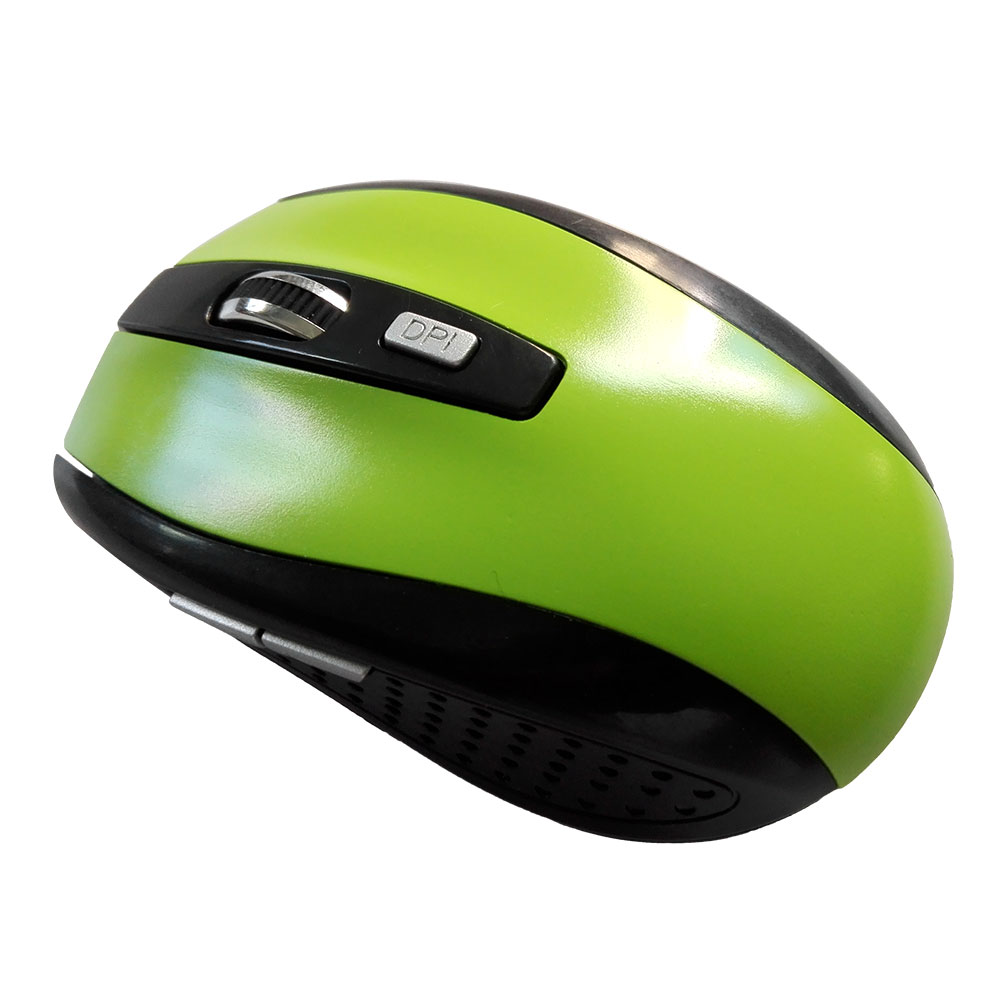 portable 2 4g wireless optical mouse mice for computer pc laptop gamer ebay. Black Bedroom Furniture Sets. Home Design Ideas