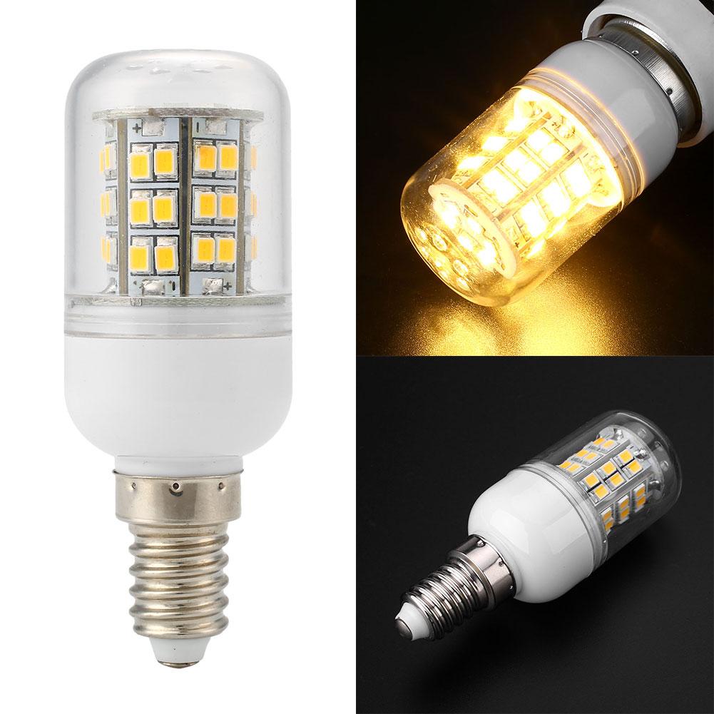 e12 e14 e26 e27 g9 gu10 110v 7w corn smd led bulb 500lm bar light warm white ebay. Black Bedroom Furniture Sets. Home Design Ideas