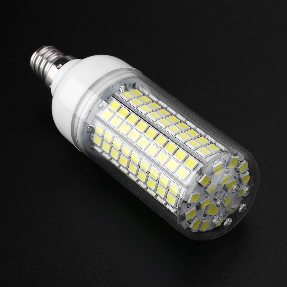 e12 e14 e26 e27 g9 gu10 110v 24w corn smd 2835 led bulb bar light pure white ebay. Black Bedroom Furniture Sets. Home Design Ideas