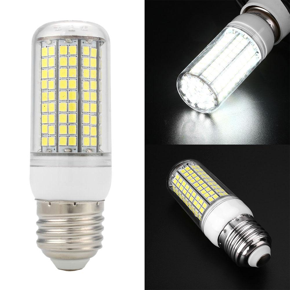 e12 e14 e26 e27 g9 gu10 110v 24w corn smd 2835 led bulb 1800lm light pure white ebay. Black Bedroom Furniture Sets. Home Design Ideas